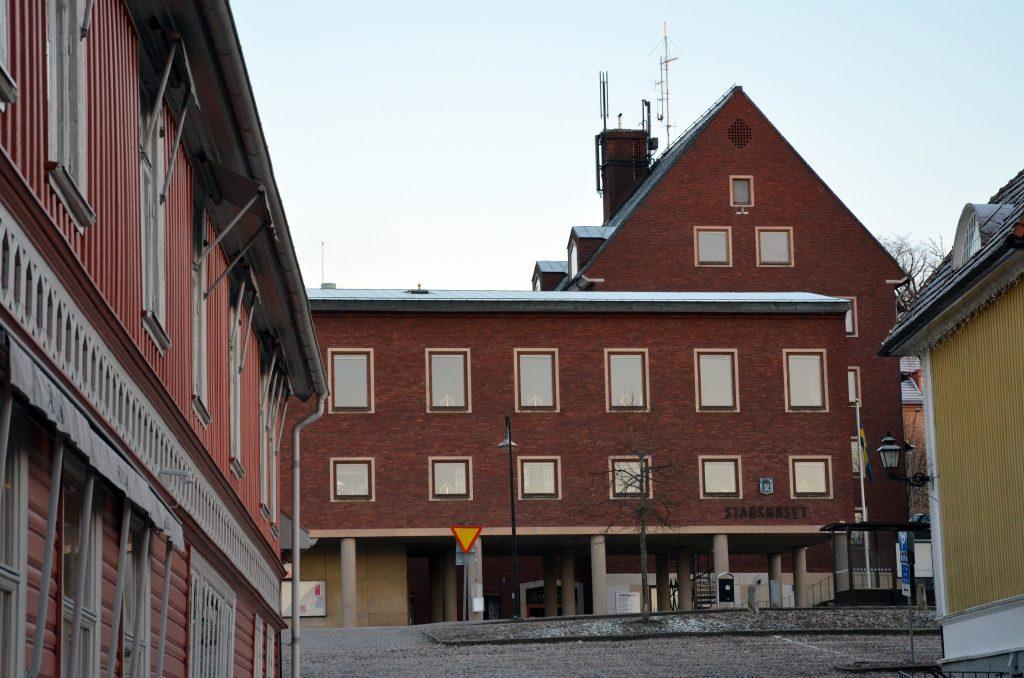 Stadshuset. Foto: Charbel Sader/Ulricehamns kommun