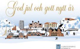 Julkort till alla