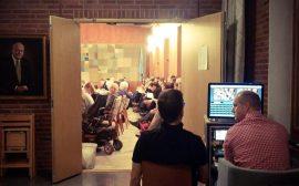 webb-tv, sänding från kommunfullmäktige