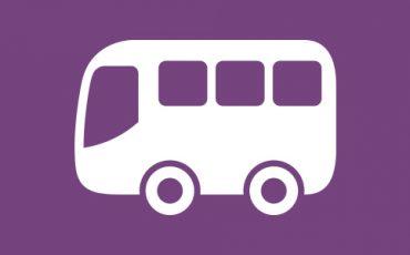 Vit buss